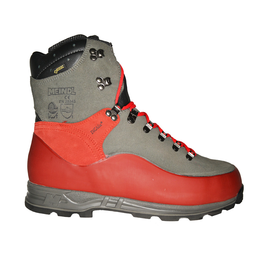 Meindl Airstream Chainsaw Boots   Honey