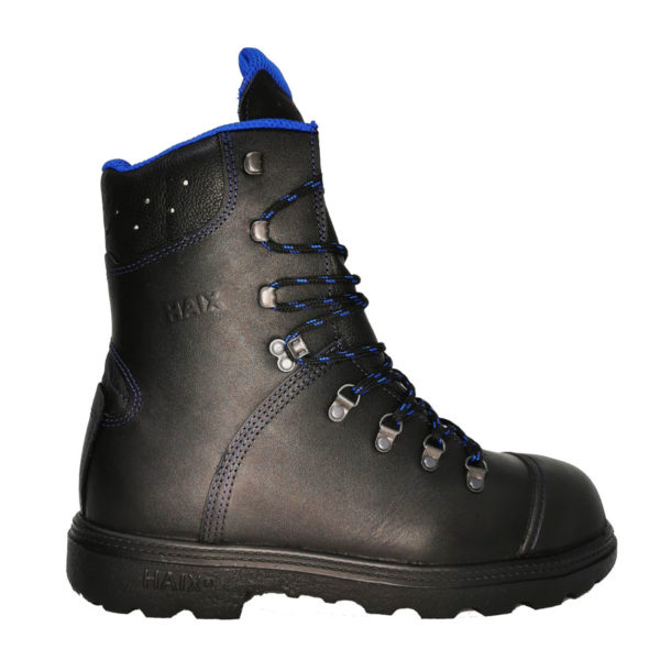 Haix Blue Mountain Chainsaw Boots