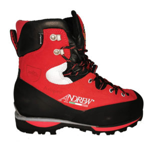 Cervino Wood Chainsaw Boots