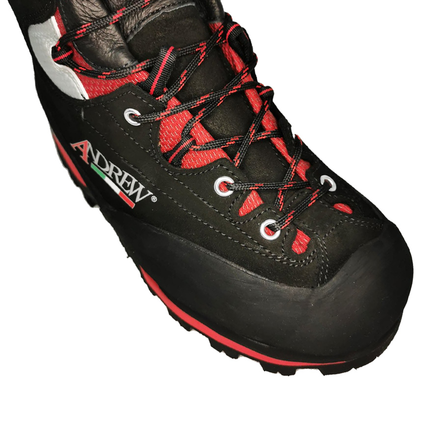 Cervino Wood S3 Chainsaw Boots Black