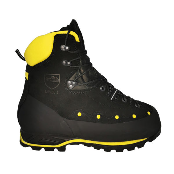 chainsaw boots class 2