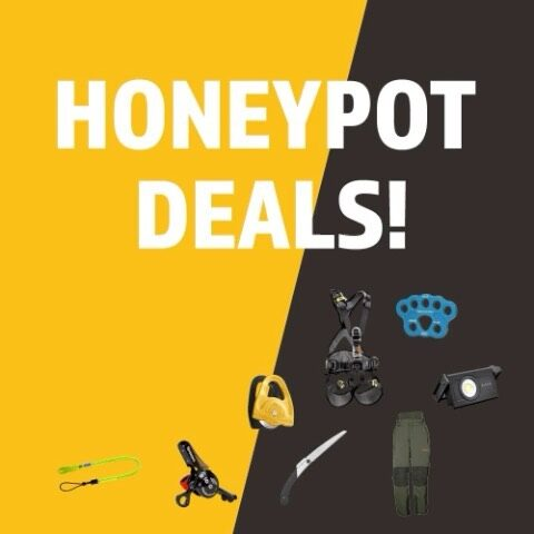Sweet deals from the honeypot are back! 🍯    Get yourself a bargain and save up to 50% across a whole range of gear.    Link in the bio ⬆️    #honeybros #honeypotdeals #arbgear #arbsupplier