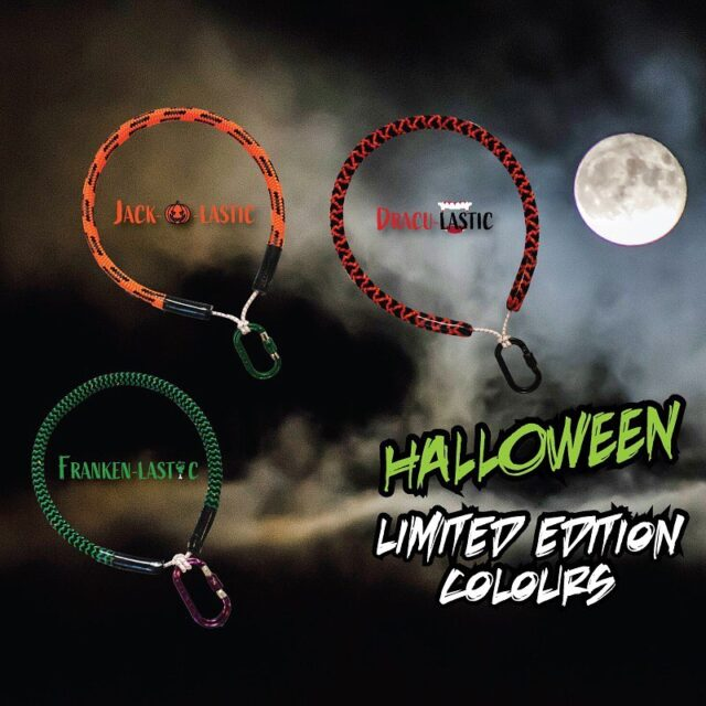 For Halloween we are selling 3 Scarily Limited Edition Necklastics.  🎃The Jack - o - Lastic 💚The FrankenLastic ⚰️The DracuLastic  Once they are gone, they're gone!  https://bit.ly/35Ob8YX