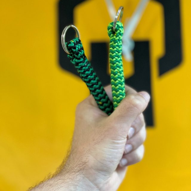 This week is mental health awareness week and to show our support and raise money for @mindcharity , @the_splice_guru & @atattooedarborist have created these awesome spliced rope keyrings in green.Colours and ropes may vary and the keyrings are £5 with £2.50 of this being donated to charity.#stopthestigma #mentalhealthweek #mentalhealthawareness #mentalhealth #splicedropekeyring