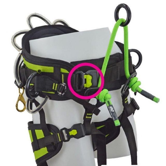 ‼️ Important notice from @notchequipment ‼️   Contact Honey Brothers with any issues sales@honeybros.com 📧   🚨 INSPECT YOUR NOTCH SENTINEL HARNESS 🚨 ⠀ ⠀ It has come to our attention that two Notch Equipment Sentinel harnesses have had the plastic housing on the waist buckle come apart. This plastic housing is used to keep the waist buckle seated in position and is not part of a primary life safety system. The buckle housing failure, while alarming, does not impact the bridge, your primary life safety system, which remains 100% operable. ⠀ ⠀  We recommend you add a visual inspection to the waist buckle of your harness every day, in addition to your daily safety inspections. Please inspect the waist buckle for any looseness, or gap between the plastic top of the buckle and the metal bottom. ⠀ ⠀ If you identify any issues with your Sentinel harness, please remove it from service immediately and return it for repair or replacement by contacting info@notchequipment.com or calling (833) 795-0604. ⠀ ⠀ For more information, visit the downloads page on our website. ⠀ ⠀ Thank you for putting your trust in Notch Equipment. ⠀ ⠀ #NotchEquipment #SentinelSaddle ⠀