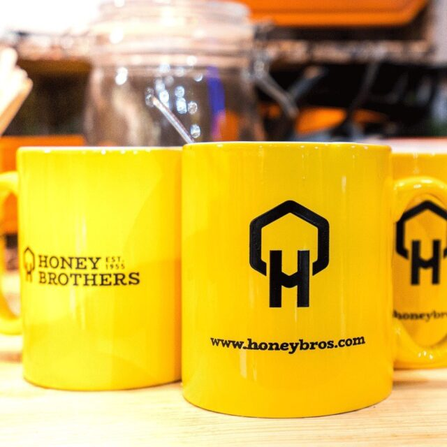 Fancy a brew Honey Bros style?